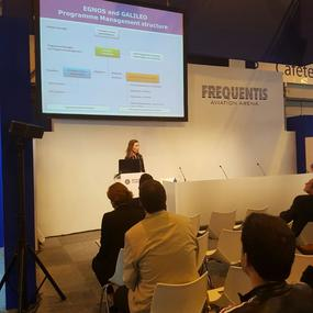 ESSP EGNOS Presentation at the World ATM Congress 2017