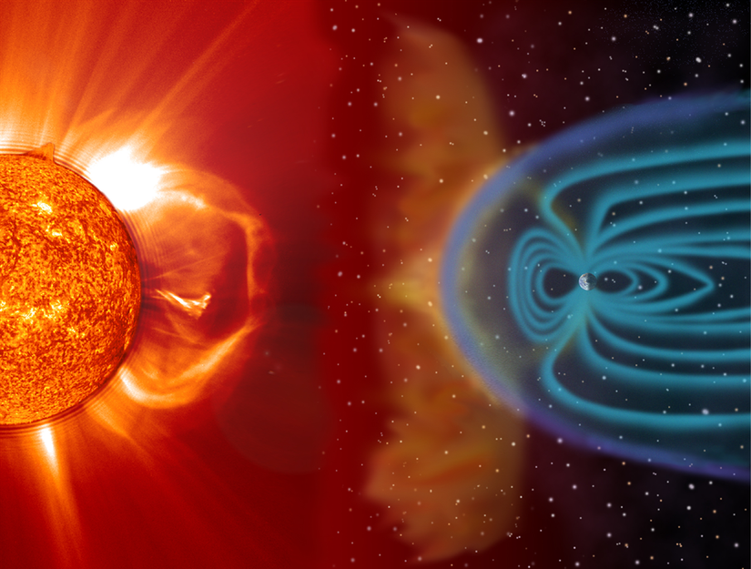 Mission Perfomance Space Weather