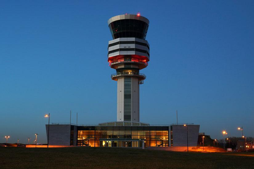 Control Tower Brussels Airport