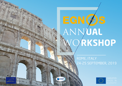 EGNOS ANNUAL WORKSHOP