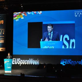 EU SPACE WEEK 2018