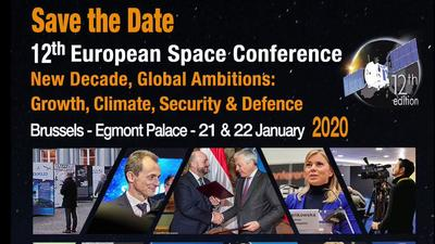 The 12th European Space Conference put the focus on climate, development and security