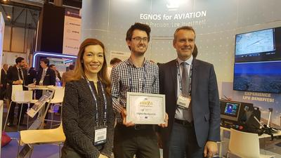 EGNOS Awards 2017 winners