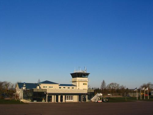 Tallinn Airport and Tower